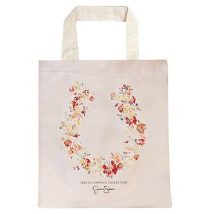 Natural Convention Tote Bag with Short Strap - Overseas (15