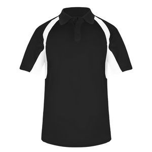 Men's Badger Sport Hook Polo Shirt